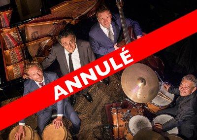 Annulé – Pierre Christophe Quartet