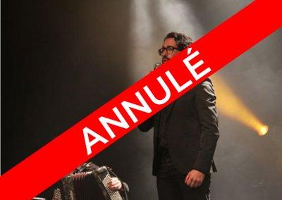ANNULÉ – Mathieu Sempéré